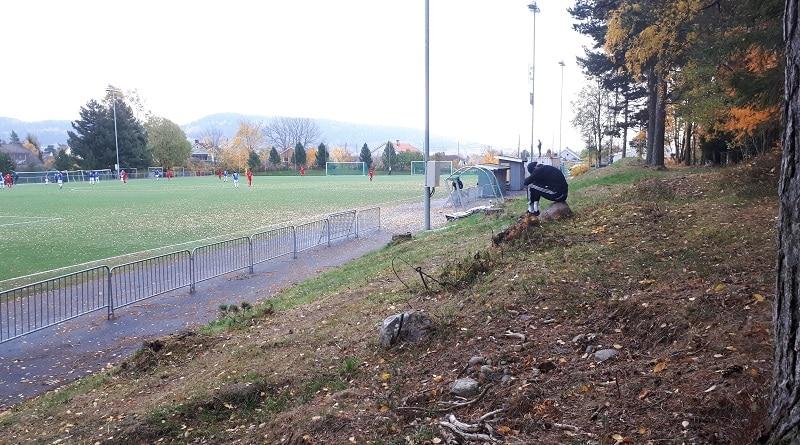 Korsvoll IL - Frigg Oslo 0-3 13. oktober 2018