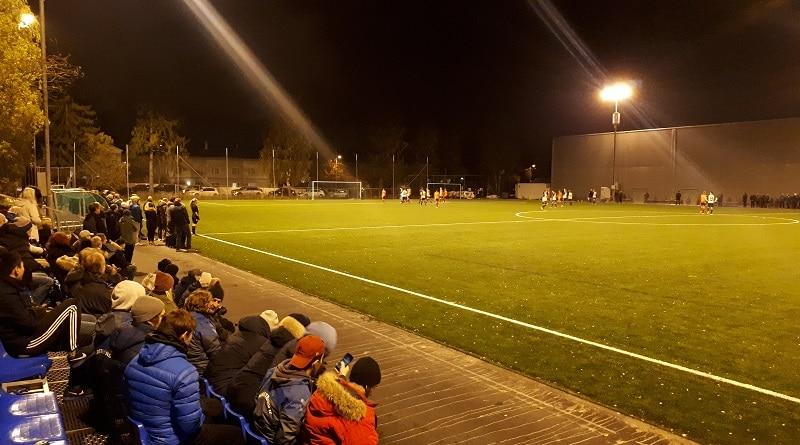 Norstrand Kunstgress Nordstrand - Lyn 2 5-0