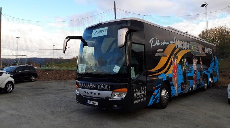 Kvik Halden buss