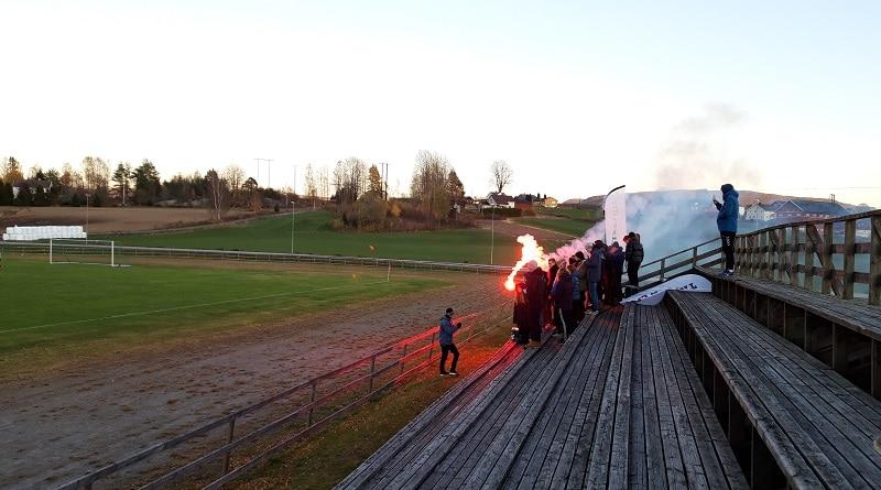 Gvarv Stadion