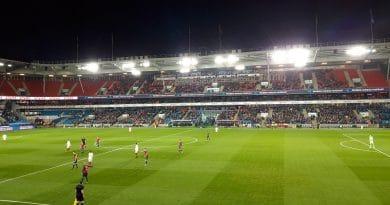 Norge-Bulgaria 1-0