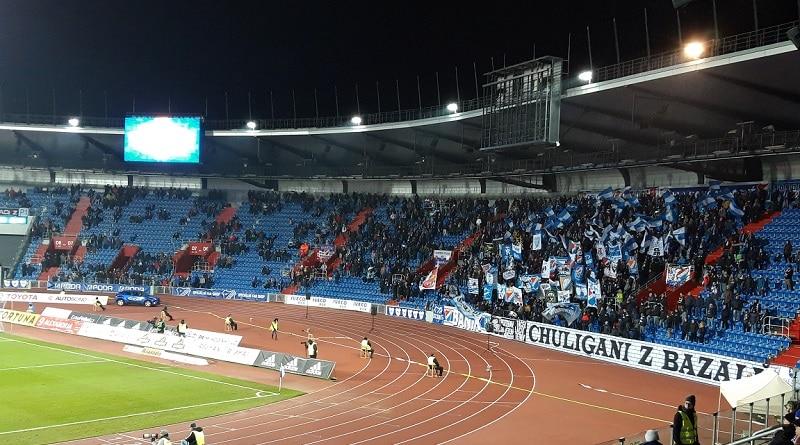 Mestsky stadion Banik Ostrava