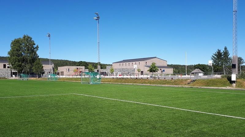 Dalheim Stadion