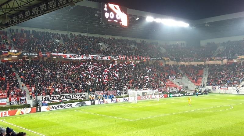 Europa League Spartak Trnava - Fenerbache 1-0 City Arena Trnava