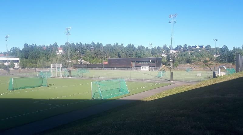 Hundsund Idrettsanlegg Snarøya SK