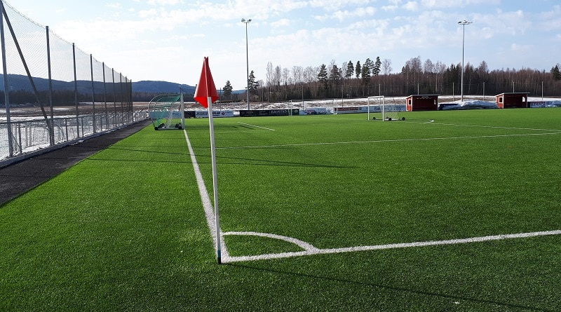 Skarnes Stadion SIAP - Skarnes IL