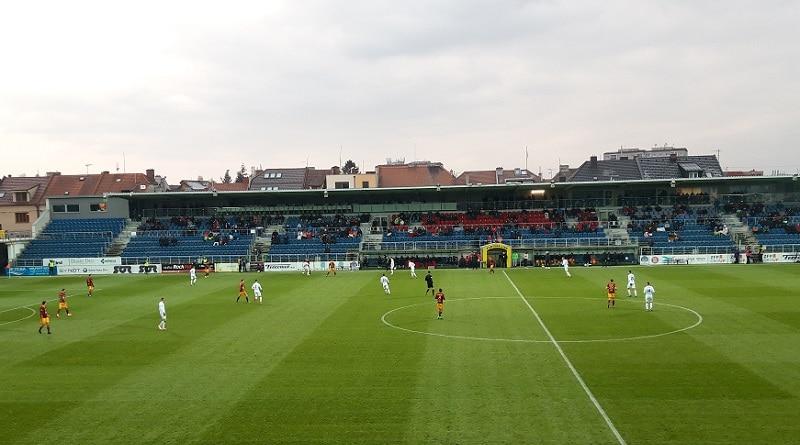 Městský stadion - 1. FC Slovacko