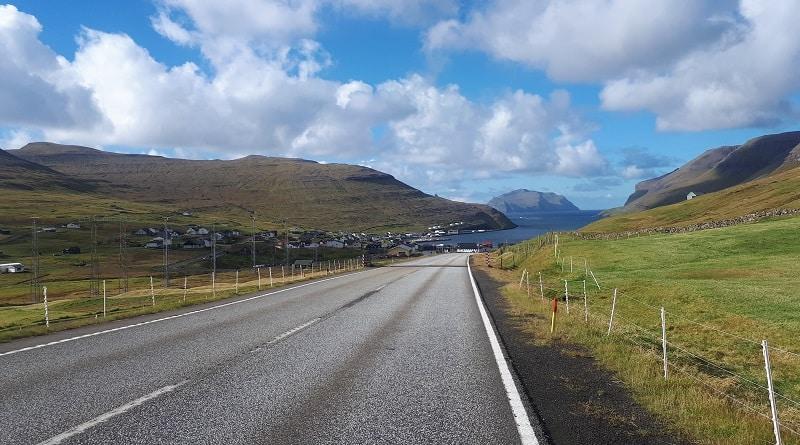 Sørvágur Faroe Islands