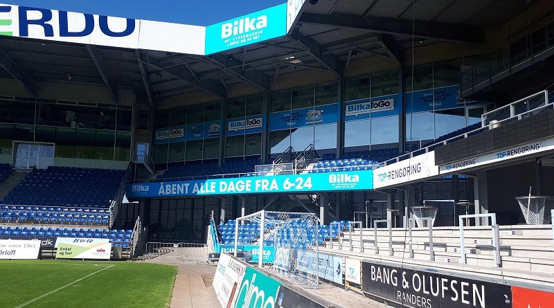 Cepheus Park - Randers FC