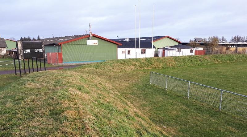 Korsør Stadion - FC Storebælt