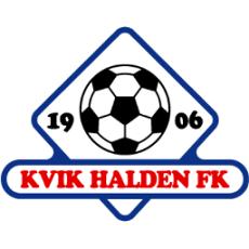 Kvik Halden logo