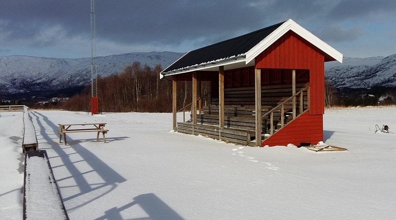 Leland Idrettsplass Leirfjord IL