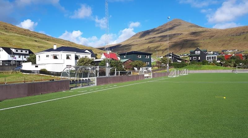 Sandavágur Stadion - 07 Vestur