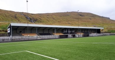 Skála Stadion - Skála IF