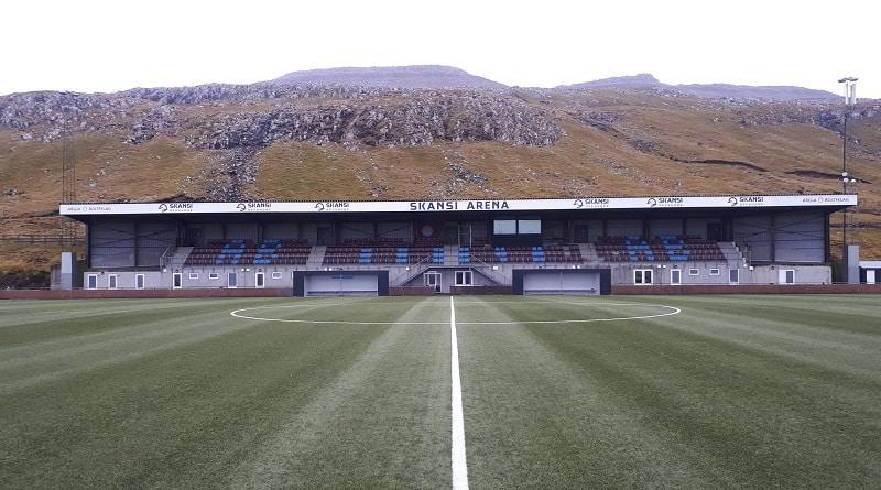 Skansi Arena - Argja Boltfelag