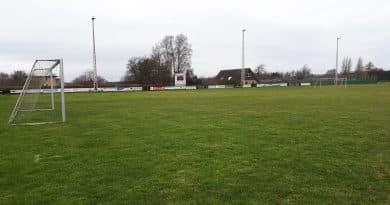 Stege Stadion - Møns FK