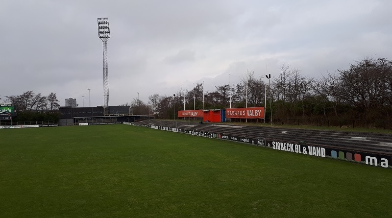 Valby Idrætspark - BK Frem og Fremad Valby
