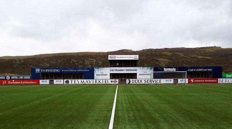 Við Løkin - NSÍ Runavík