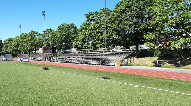 Österängens Idrottsplats - IFK Uppsala