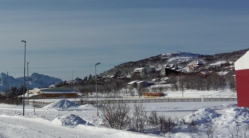 Øksnes Idrettspark - Myre