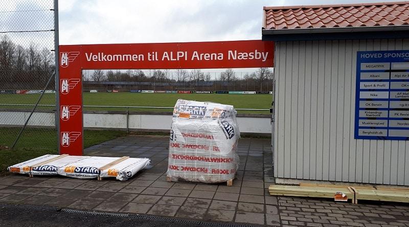 ALPI Arena Næsby - Næsby Boldklub