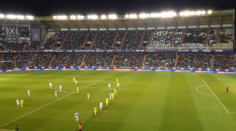 Real Valladolid - Villareal 0-0 Estadia Jose Zorilla