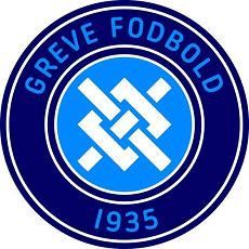 Greve Fodbold logo
