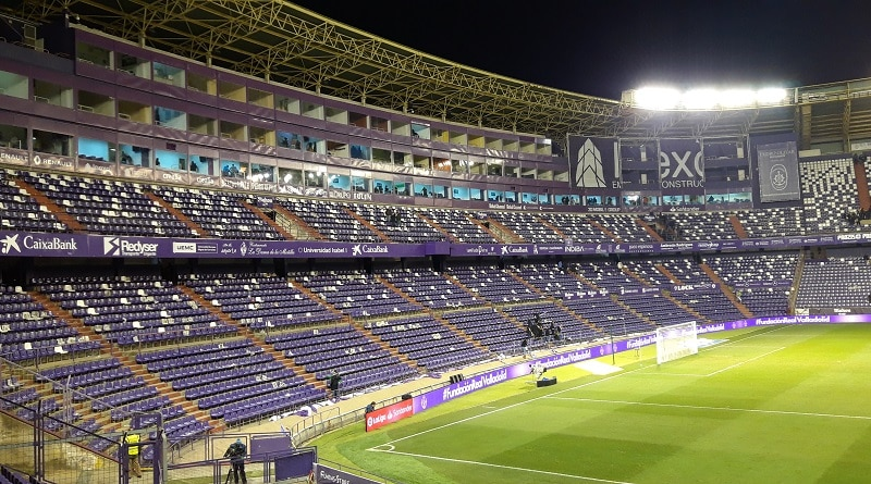 Estadio Jose Zorilla
