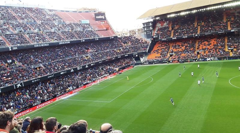 Mestalla Valencia - Real Sociedad 0-0