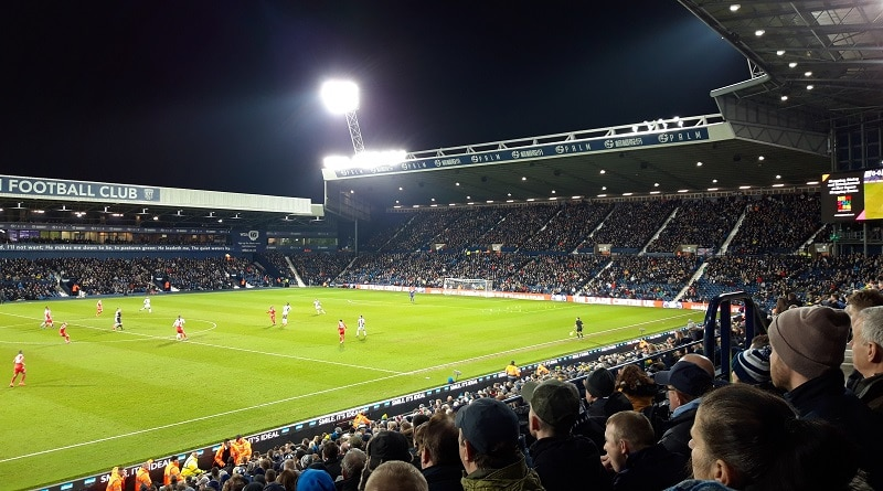 The Hawthorns West Bromwich Albion – Nottingham Forrest 2-2