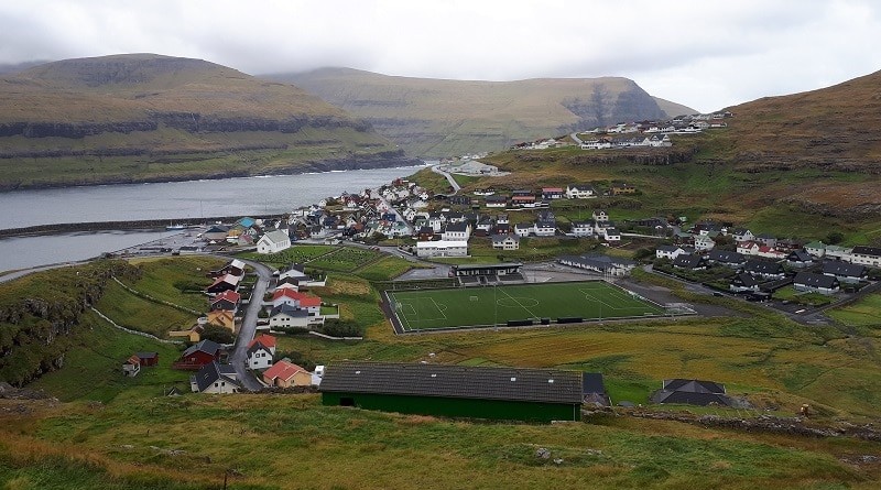 Visit the Faroe Islands