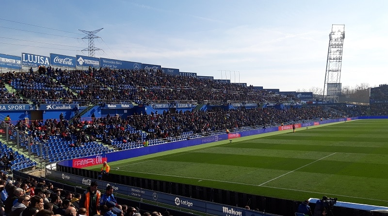 Getafe - Celta Vigo 3-1 Coliseum Alfonso Perez