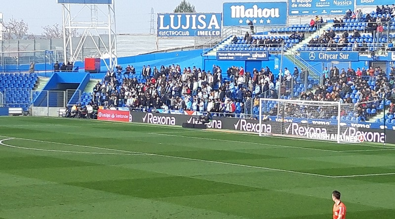Celta Vigo fans