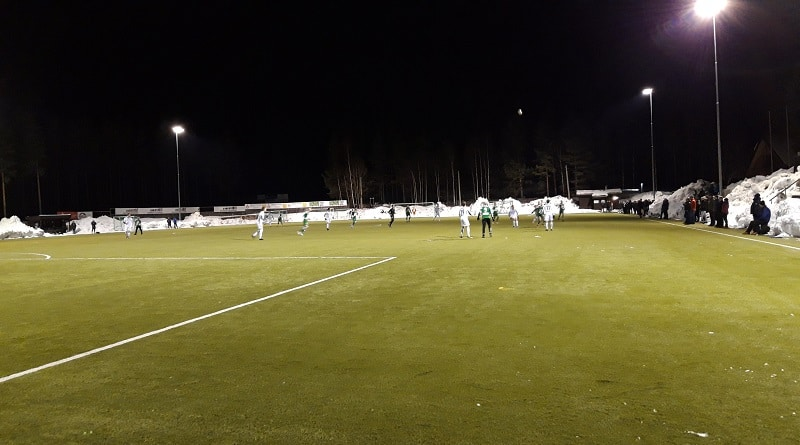 Årbogen Idrettspark - Modum-Vestfossen 1-3 2019