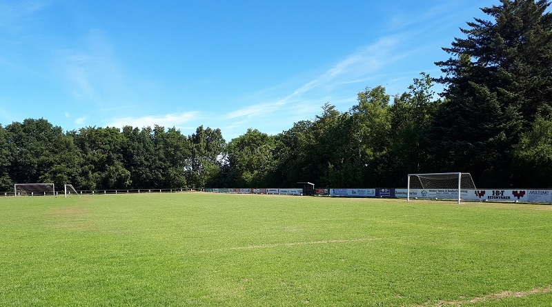 Bindslev Stadion -Bindslev Tversted IF