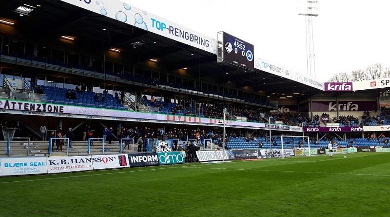 Nordtribunen Randers FC supporters