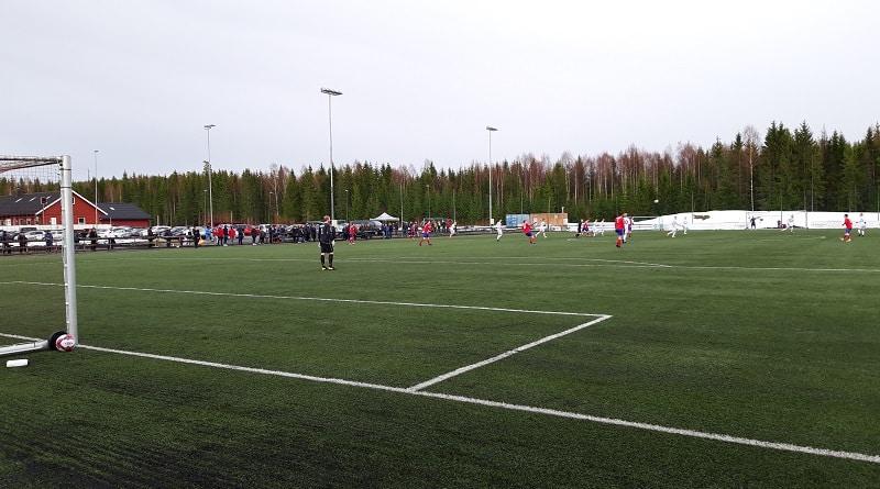 FUVO - Eidsvold IF Funnefoss Stadion