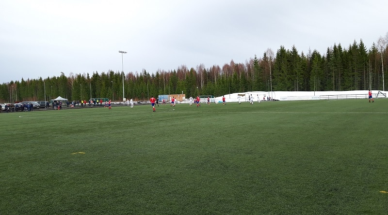 Funnefoss Stadion