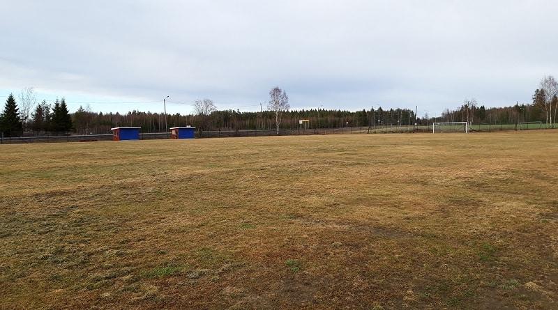 Funnefoss Stadion gress