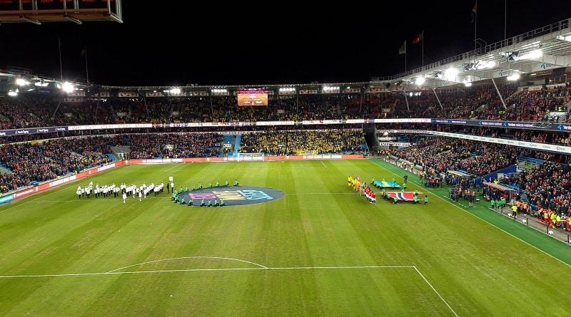 Norge - Sverige 3-3
