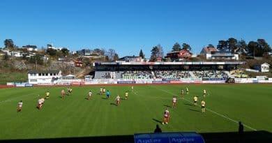 Jerv - Strømmen 1-1 7. April 2019 Obos-ligaen
