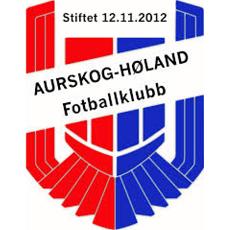 Aurskog-Holand FK logo