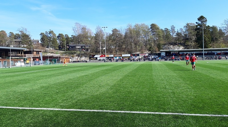 Bergeskogen Idrettspark - Halsen IF
