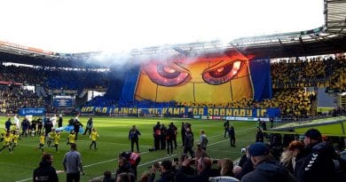 Brøndby Stadion - The New Firm