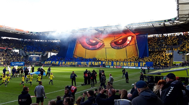 Brøndby Stadion - The New Firm
