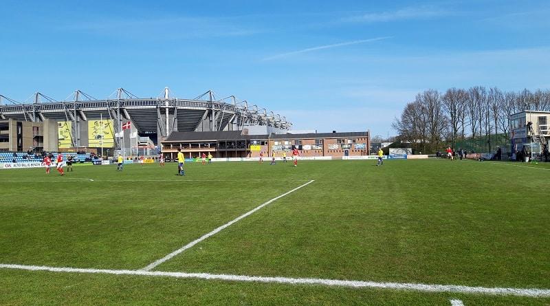 Brøndby Stadion bane 2