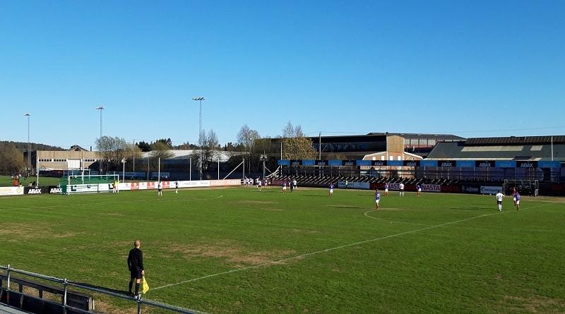 Framparken - Fram Larvik - Elverum Fotball 3-1