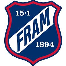 IF Fram Larvik logo ny