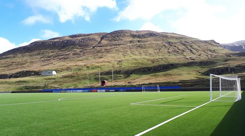 Vesturi á Eiðinum - FC Suðuroy