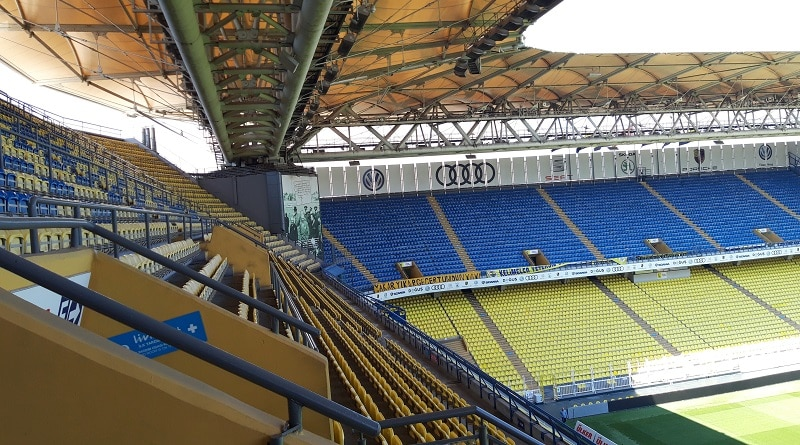 Şükrü Saracoğlu Stadyumu